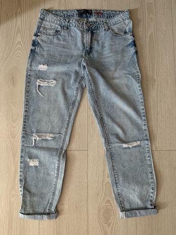 Spodnie Boyfriend House r.36
