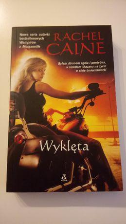 Książka młodzieżowa Wyklęta Rachel Caine