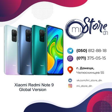 Xiaomi Redmi Note 9 NFC 64/128Gb - 13550/14950 руб. Global Version