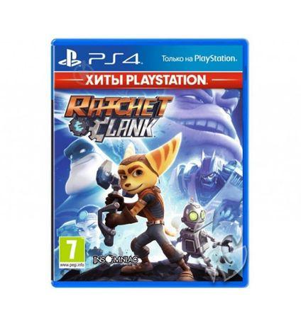 Диск PS4 Ratchet & Clank RU
