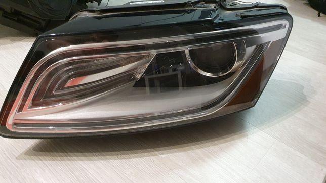 Audi Q5 lift lampa lewa USA