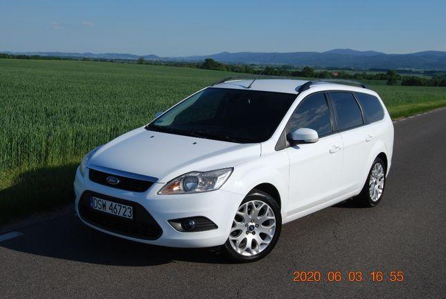 Ford Focus 2.0 TDCI 6 biegów 2009r. OC/AC 02.2021