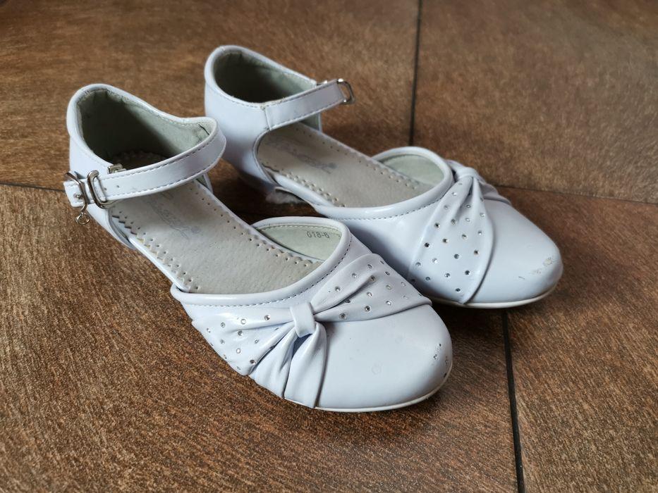 Komunia Buty dla dziewczynki na komunię rozmiar 31