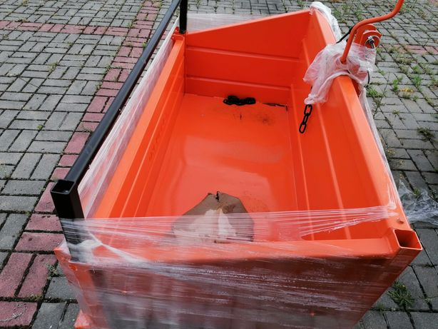 Caixa de carga / Masseira Galucho 1.60mt