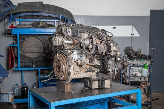 Диагностика, обслуживание двигателя. Снятие/установка замена двигателя