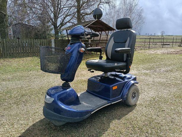 Skuter elektryczny inwalidzki lub dla seniora. NOWA CENA.