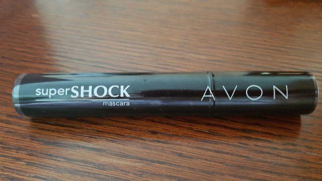 Tusz do rzęs Avon Super Shock Black