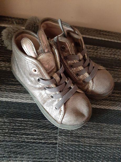 Buty dziewczęce rozmiar 24