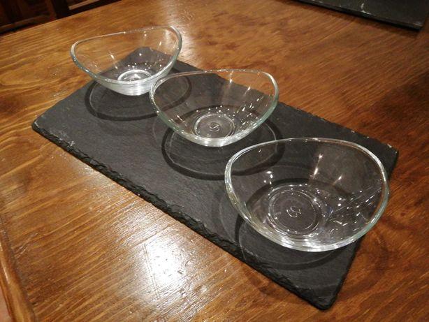 Taças vidro tapas / entradas / sobremesas