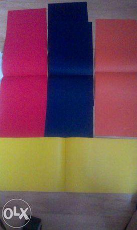 Papier kolorowy do wykrawania. Amerykański. Tania wysyłka!