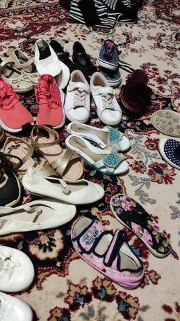 Пакет обуви для девочки