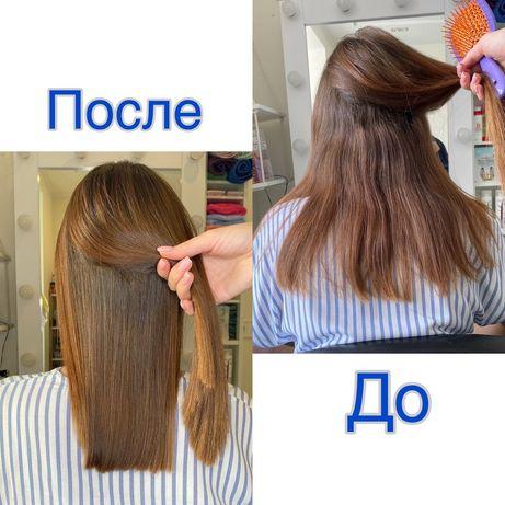 Кератин, ботокс, Ламинирование волос