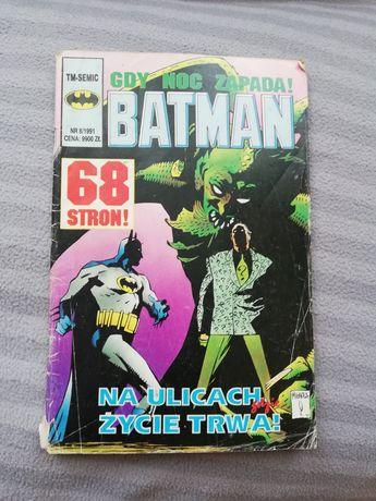 Stare komiksy komiks batman Superman Spider-Man Punisher transformers