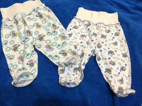 Одежка для новорожденных от 0-6мес.3шт.