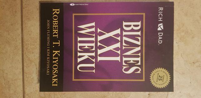 Biznes XXI wieku +CD Robert Kiyosaki