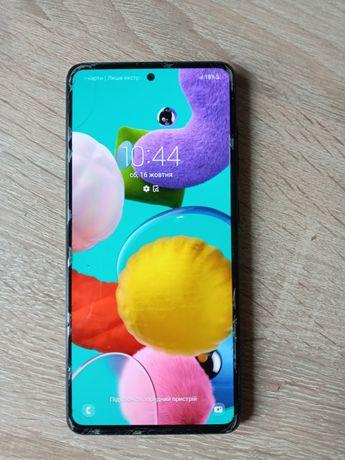 Продам телефон Samsung A51, материнская плата под замену