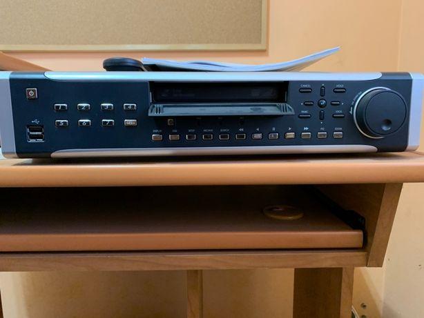 Rejestrator REJK 8 + Monitor