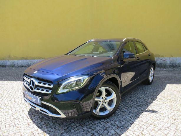 Mercedes-Benz GLA 180 d BLUE CAVANSITE