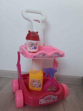 Возик для прибирання