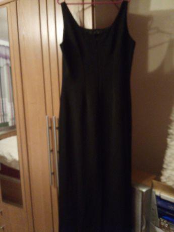 Sukienka długa czarna