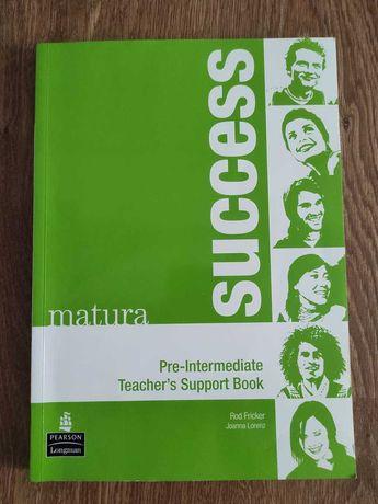 Matura Success Pre-Intermediate Teacher's Support Book