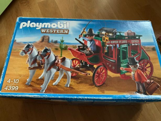 игрушка Playmobil Western 4399 Плеймобил Рейдеры Дикого Запада