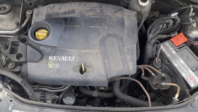 Renault Megane Scenic Clio 2 silnik 1,5 dci