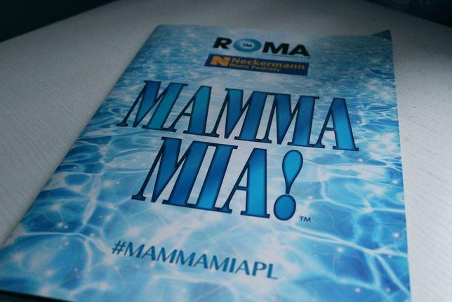 Program musical Mamma Mia teatr Roma