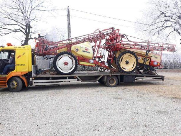 Transport opryskiwacz HARDI RAU Pilmet KUHN BERTHOUD Lemken Krukowiak