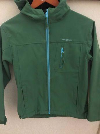 Ветровка Куртка от ветра, дождя, сохраняющая тепло! 10 лет