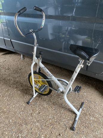 Zabytkowy rower treningowy uniwersal ! Okazja perelka