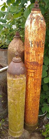Butle spawalnicze na acetylen puste (bez legalizacji)