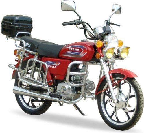 Мотоцикл Спарк, Spark SP110С-2 Альфа, 110 см³