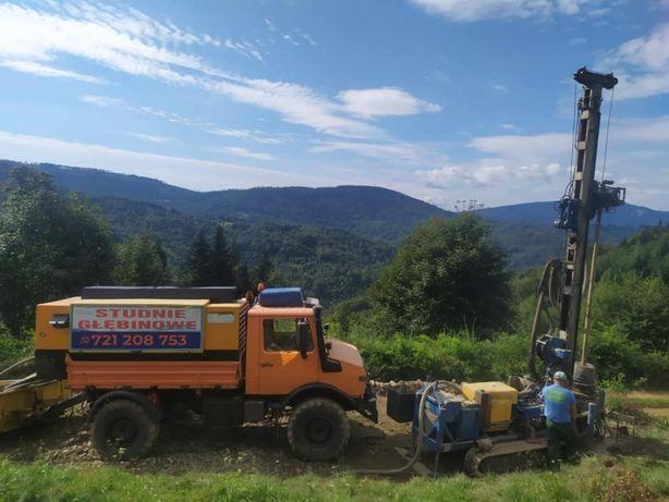 Studnia Głębinowa wiercimy studnie Sucha Beskidzka