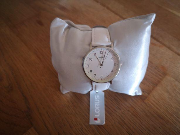 Zegarek KOMUNIJNY biały NOWY!
