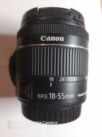 Obiektyw Canon EF-S 18-55 1:4-5.6 IS STM