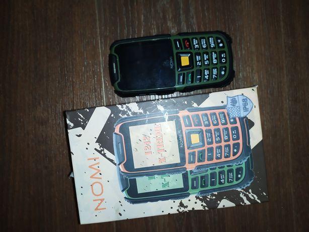 Водонепроницаемый телефон NOMI