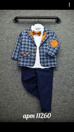 Нарядний костюм джентельмена
