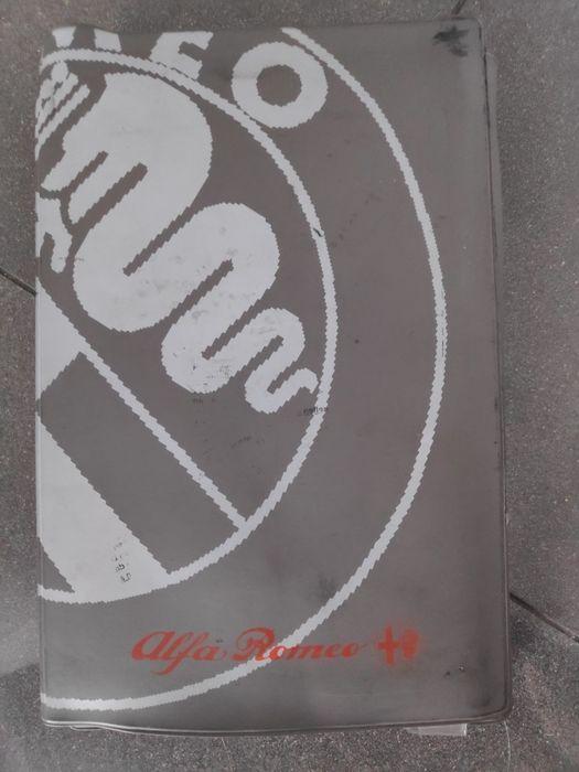 Alfa Romeo 166 komplet ksiazek Nowa Wieś - image 1