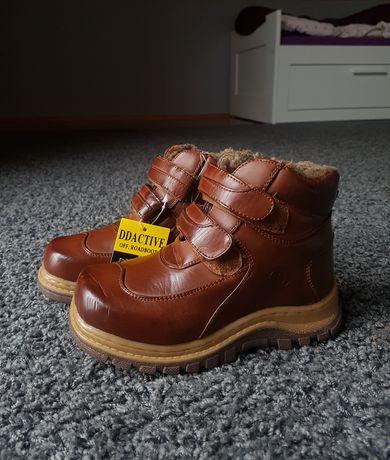 Buty trapery dziecięce