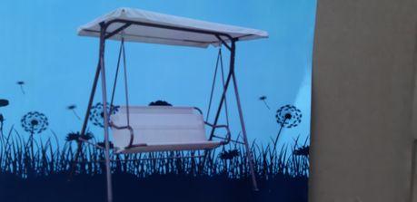 Ławka huśtawka hollywood ogrodowa bujana 2 osobowa Minto 2 Seat