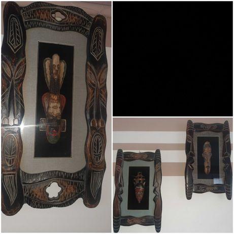 Sprzedam obrazy/rzeźby na ścianę