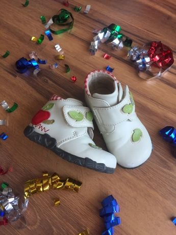 Ботинки ботиночки черевички деми демисезонные сапожки 19р 12 см