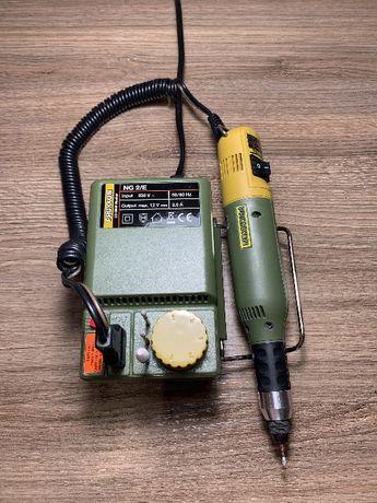 Фрезер для маникюра Proxxon 2 Micromot 50 с сетевым адаптером Micromot