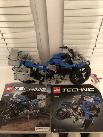 Лего Техник БМВ R1200