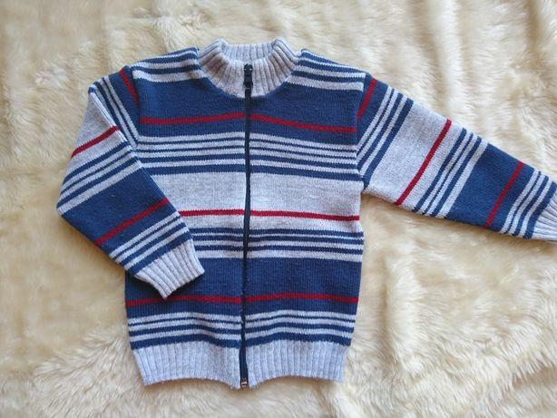 Кофта, свитер для мальчика, 98 рост