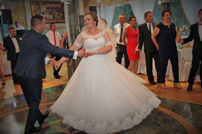 Sprzedam suknię ślubną r 42-46