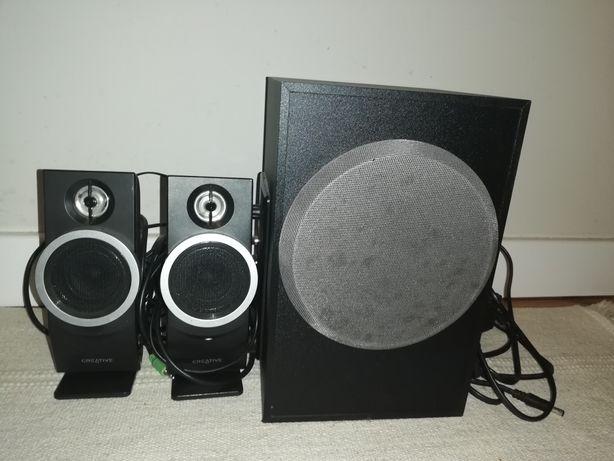 Głośniki komputerowe Creative Inspire T3100 subwoofer