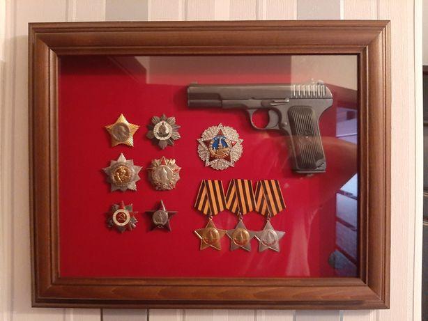 Подарочный вариант орденов отличия