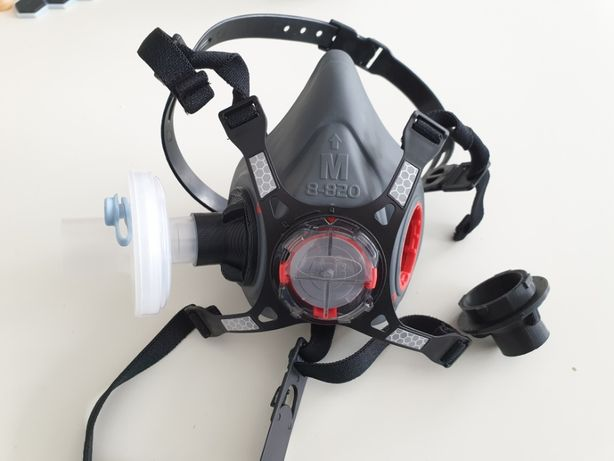 Adapter maski JSP do filtra medycznego DAR.